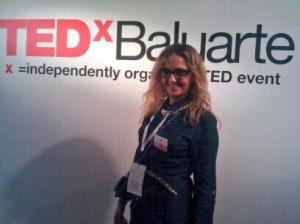 TEDxBaluarte-Mar Carrillo