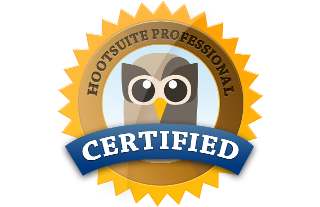 certificación hootsuite - Mar Carrillo