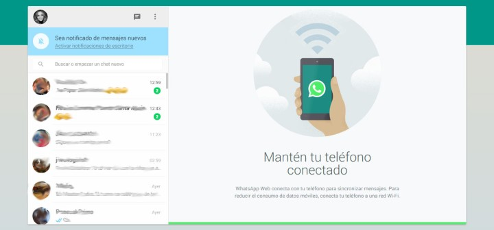 WhatsApp Web - Mar Carrillo