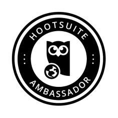 Ambassador Badge Hootsuite Mar Carrillo