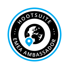 EMEA - Ambassador Badge  Hootsuite Mar Carrillo