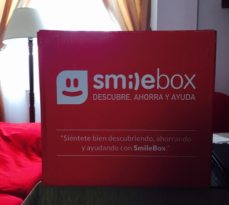 caja SmileBox - Mar Carrillo