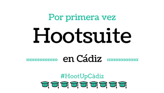 Hootsuite Cádiz HootupCádiz - Mar Carrillo