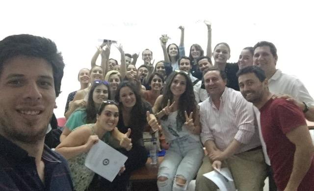 #HootupCádiz Selfie 1 - Mar Carrillo