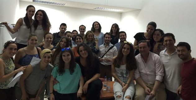 #HootupCádiz Selfie 2 - Mar Carrillo