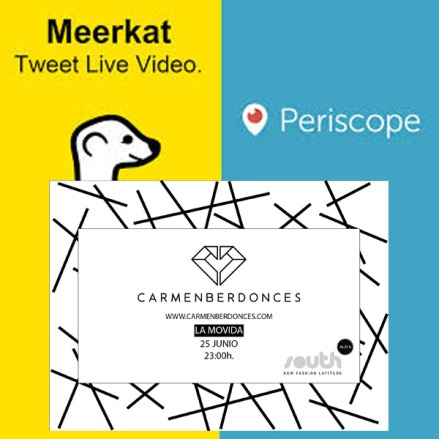 Meerkat Periscope Mar Carrillo
