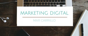 Marketing digital curso Mar Carrillo