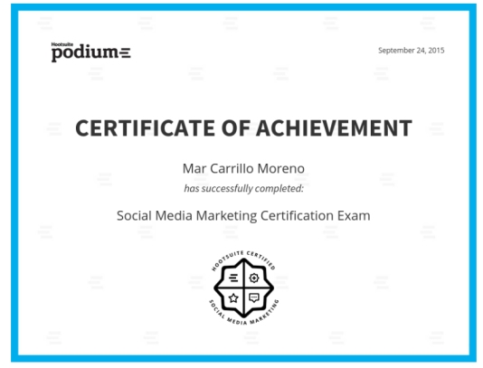 Social Media Marketing Mar Carrillo Hootsuite Podium