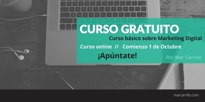 Curso gratuito mar carrillo
