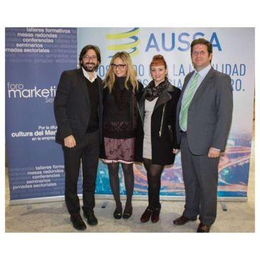 Evento conferencia AUSSA - Foro Marketing Sevilla