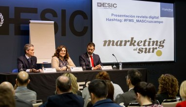 Mar Carrillo Foro Marketing Sevilla