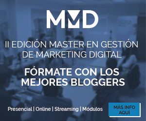Master en Gestión de Marketing Digital Mar Carrillo